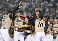 【祝】北海道日本ハムファイターズ優勝!!大谷が完封、最大11.5ゲーム差からの逆転劇!